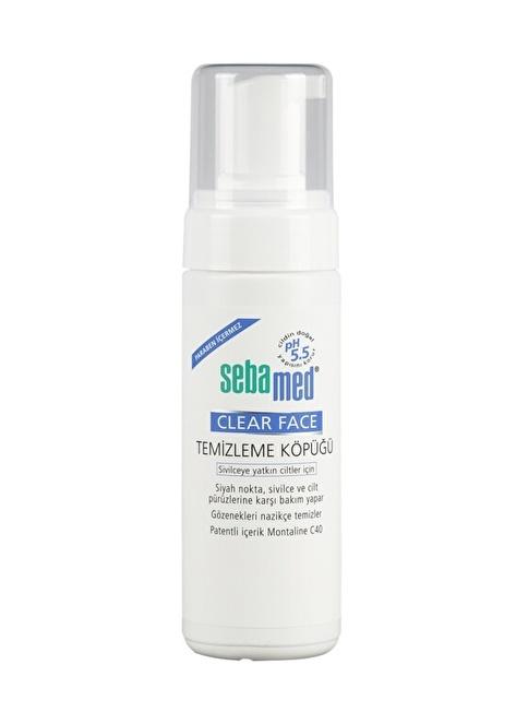 Sebamed Clear Face Temizleme Köpüğü 150 Ml Renksiz
